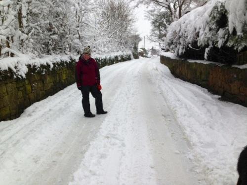 SNOWMAGEDDON - N/E WALES