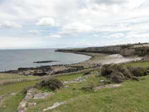 The Lligwy/Moelfre coastline