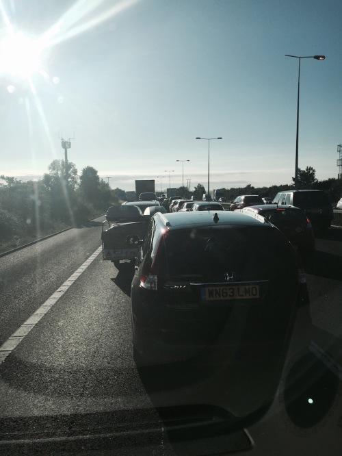 The M20 Carpark