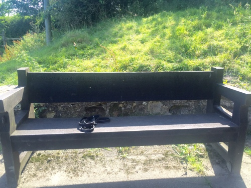 The secret bench