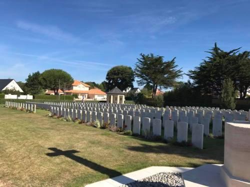 Escoublac-la-Baule CWGC Cemetery